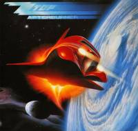 ZZ TOP - AFTERBURNER (LP)
