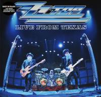 ZZ TOP - LIVE FROM TEXAS (COLOURED vinyl 2LP)